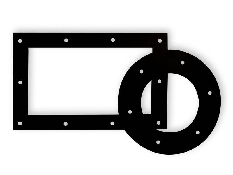 gummi flachdichtungen ddl. Black Bedroom Furniture Sets. Home Design Ideas